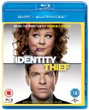 Identity Thief [Blu-ray + UV Copy] [2012]
