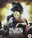 Fullmetal Alchemist Brotherhood Complete Collection Blu-ray