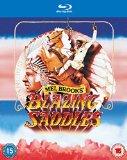 Blazing Saddles [Blu-ray + UV Copy] [1974] [Region Free]