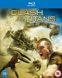 Clash of the Titans [Blu-ray + UV Copy] [Region Free]