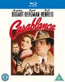 Casablanca [Blu-ray + UV Copy] [1942] [Region Free]