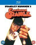 A Clockwork Orange [Blu-ray + UV Copy] [1971] [Region Free]