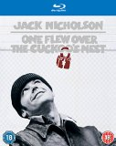 One Flew Over the Cuckoo's Nest [Blu-ray + UV Copy] [1975] [Region Free]
