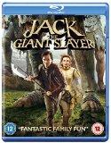 Jack The Giant Slayer [Blu-ray + UV Copy] [Region Free]