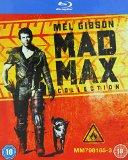 The Mad Max Trilogy [Blu-ray + UV Copy] [Region Free]
