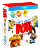 Dr Seuss' The Lorax / Despicable Me / Hop (Triple Pack) [Blu-ray] [Region Free]