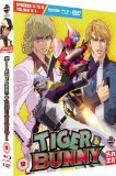 Tiger And Bunny: Part 3 [Blu-ray]