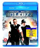Hot Fuzz [Blu-ray + UV Copy] [2007]
