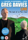 Greg Davies: The Back Of My Mum's Head [DVD]