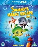 Sammy's Great Escape (Blu-ray 3D + Blu-ray + DVD + UV Copy) [2013] [Region Free]