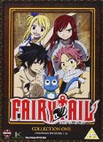 Fairy Tail: Collection 1 DVD
