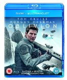 Oblivion [Blu-ray + UV Copy] [2013]
