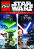 LEGO Star Wars: The Padawan Menace / The Empire Strikes Out Double Pack [DVD]