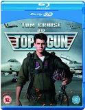Top Gun (Blu-ray 3D) [1986] [Region Free] Blu Ray