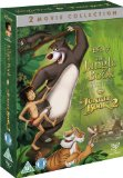 The Jungle Book 1 & 2 Duo DVD Retail