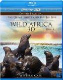 Wild Africa 3D - Volume 3 (Blu-ray 3D + Blu Ray)