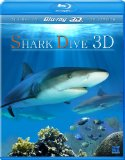 Shark Dive 3D (Blu-ray 3D + Blu Ray)