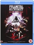 Fullmetal Alchemist: Brotherhood - Complete Collection Two (Episodes 36-64) Blu-Ray [DVD]