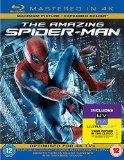 The Amazing Spider-Man (Blu-ray + UV Copy) [2012]