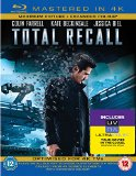 Total Recall (Blu-ray + UV Copy) [2012]