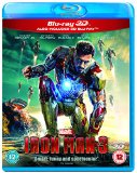 Iron Man 3 [Blu-ray 3D + Blu-ray] [Region Free]