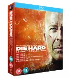 Die Hard: Legacy Collection (Films 1-5) [Blu-ray] [1988] Blu Ray