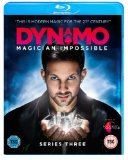 Dynamo: Magician Impossible - Series 3 [Blu-ray] [Region Free]