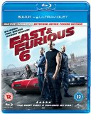 Fast & Furious 6 [Blu-ray] [Region Free]