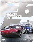 Fast & Furious 6: Limited Edition Steel Book [Blu-ray] [Region Free]