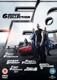 Fast & Furious : The 6 Movie Collection [DVD]