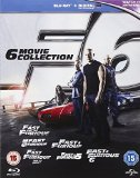 Fast & Furious : The 6 Movie Collection [Blu-ray]
