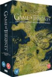 Game of Thrones - Season 1-3 [DVD]