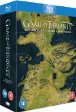 Game of Thrones - Season 1-3 [Blu-ray] [Region Free]