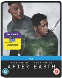 After Earth - Limited Edition Steelbook (Blu-ray + UV Copy) [2013]