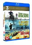 A Bridge Too Far/The Great Escape/Battle Of Britain [Blu-ray]