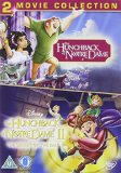 The Hunchback of Notre Dame 1 and 2 [DVD]