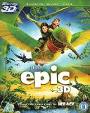 Epic (Blu-ray 3D + Blu-ray + UV Copy) Blu Ray