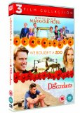 The Best Exotic Marigold Hotel/We Bought A Zoo/The Descendants [DVD]