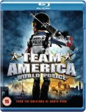Team America: World Police [Blu-ray] [2004] [Region Free]