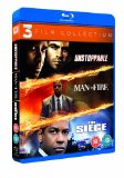 Unstoppable/Man On Fire/The Siege [Blu-ray]