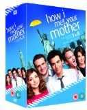 How I Met Your Mother: Seasons 1-8 DVD