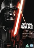 Star Wars Trilogy: Episodes IV, V And VI DVD