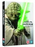 Star Wars Trilogy: Episodes I, II And III DVD