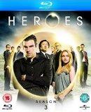 Heroes: Season 3 [Blu-ray] [Region Free]