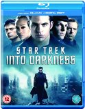 Star Trek Into Darkness (Blu-ray + Digital Copy) [Region Free]
