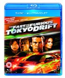 The Fast And The Furious - Tokyo Drift [Blu-ray + UV copy] [Region Free]