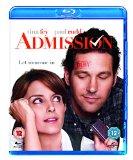Admission [Blu-ray] [2013] [Region Free]