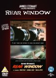 Rear Window - Original Poster Series  [1954] DVD