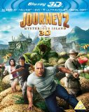 Journey 2: The Mysterious Island (Blu-ray 3D + Blu-ray) [Region Free]