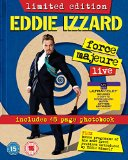 Eddie Izzard: Force Majeure (Live 2013) - Limited Edition [DVD]